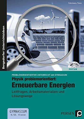 9783403235101: Physik problemorientiert: Erneuerbare Energien