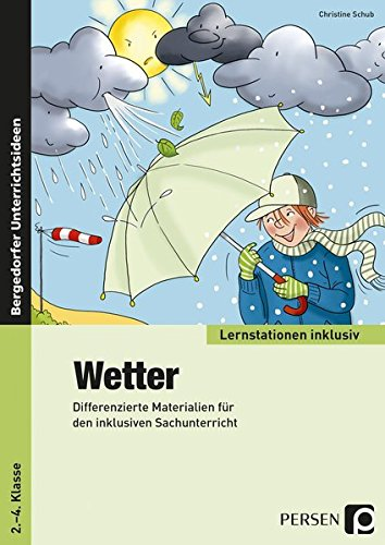 9783403235774: Wetter - Differenzierte Materialien für den inklusiven Sachunterricht (2. bis 4. Klasse)