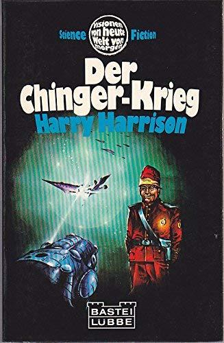 9783404001156: Der Chinger- Krieg.