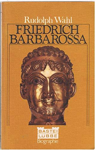 9783404008735: Friedrich Barbarossa