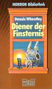 9783404010448: Diener der Finsternis
