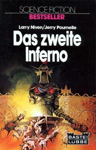 9783404011056: Das zweite Inferno (Livre en allemand)
