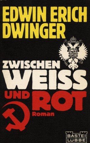 9783404051465: Zwischen Weiss und Rot