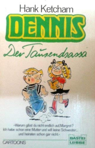 Dennis. Der Tausendsassa (Bd. 2). Cartoons.