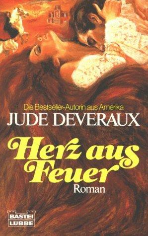 9783404109326: Herz aus Feuer. Historischer Liebesroman