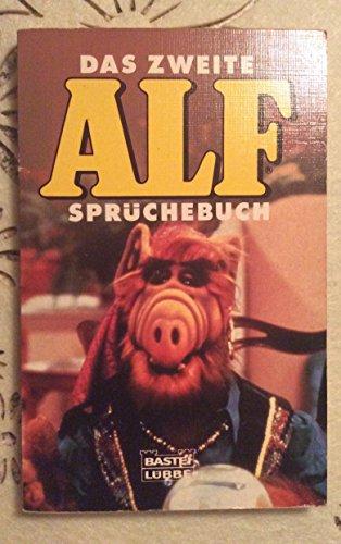 9783404113613: Das Zweite Alf-Sprüchebuch