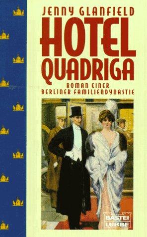 9783404118434: Hotel Quadriga