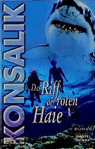 9783404120024: Das Riff der roten Haie