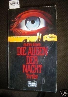 9783404122745: Die Augen der Nacht