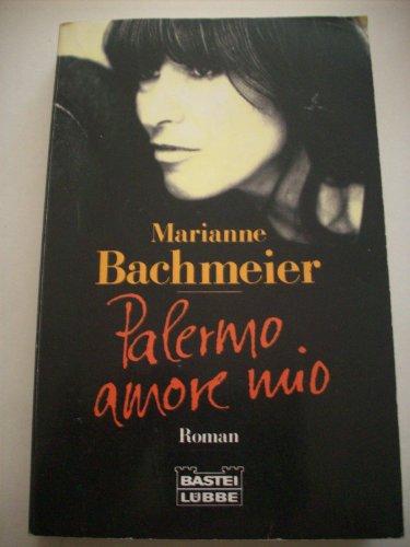 9783404123360: Palermo amore mio