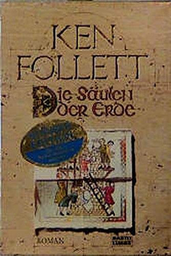 9783404127399: Die Saulen Der Erde (German Edition)