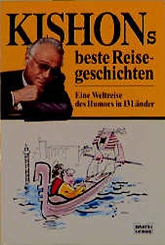 9783404128242: Kishon's Beste Reise-Geschichten (German Edition)