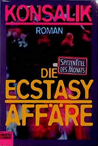 9783404128471: Die Ecstasy- Affäre.
