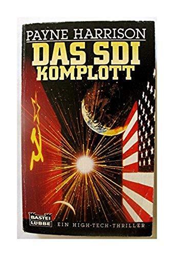 9783404132676: Das SDI-Komplott