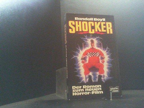 9783404132843: Shocker