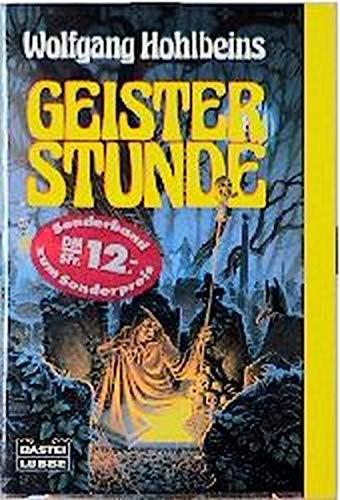 9783404133284: Geisterstunde