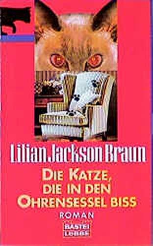 Lilian jackson braun zvab for Ohrensessel jackson