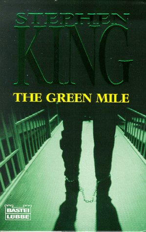 9783404138654: The Green Mile Teil 1 - 6