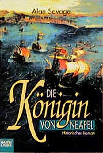 9783404139095: Die Königin von Neapel.