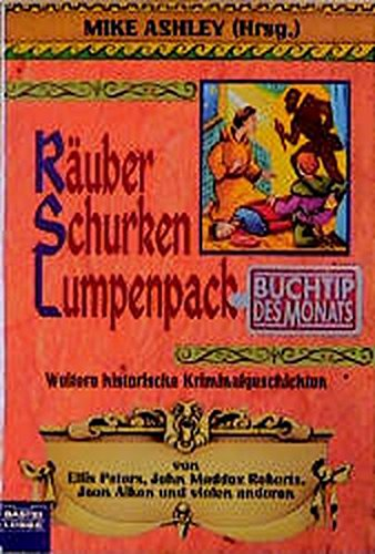 9783404139446: Räuber, Schurken, Lumpenpack