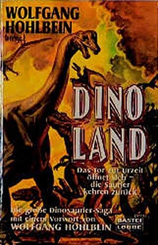 9783404139491: Dino- Land.