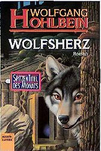 9783404141975: Wolfsherz.