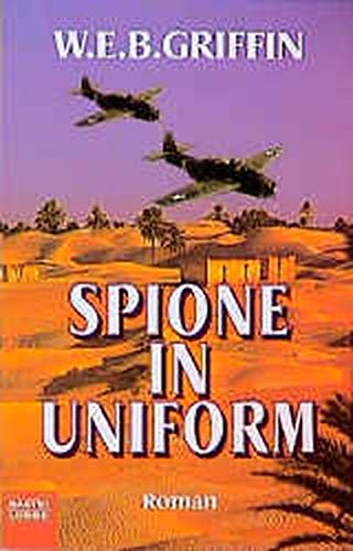9783404143085: Spione in Uniform