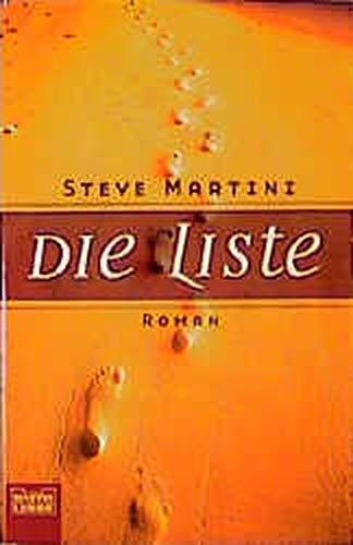 9783404144358: Die Liste.