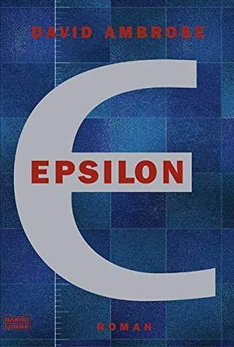9783404148370: Epsilon.