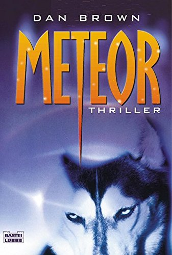 9783404150557: Meteor (German Edition)