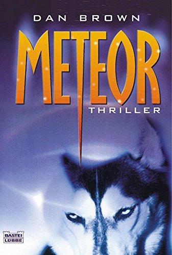 9783404150557: Meteor (German Edition)
