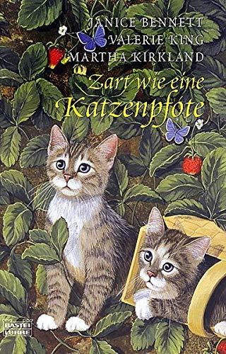 9783404153480: Zart wie eine Katzenpfote