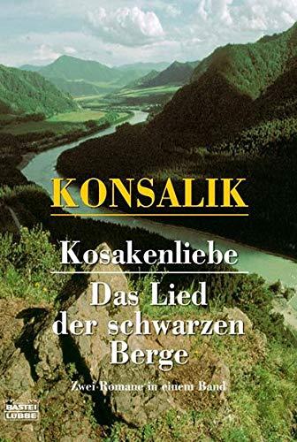 9783404155088: Kosakenliebe: Das Lied Der Schwarzen Berge
