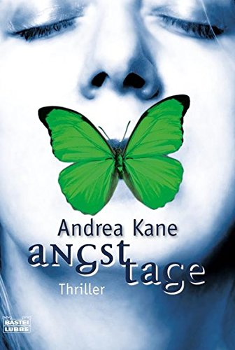 Angsttage (9783404159161) by Kane, Andrea