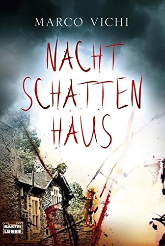 9783404163663: Nachtschattenhaus