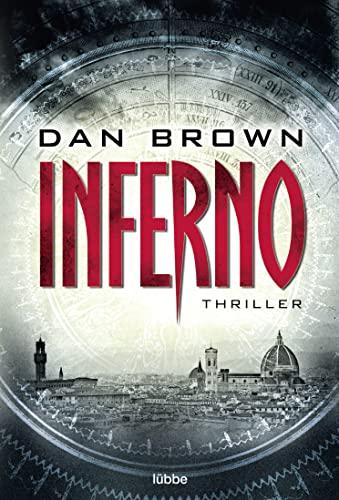 9783404169757: Inferno: Thriller. Robert Langdon, Bd. 4