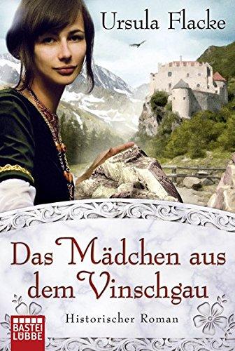 9783404172153: Das Mädchen aus dem Vinschgau