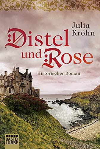 9783404173068: Distel und Rose