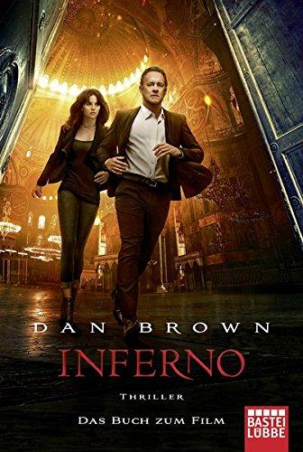 9783404174317: Brown, D: Inferno - Filmbuchausgabe