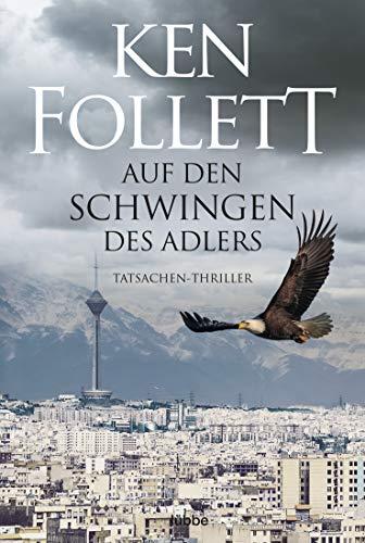 9783404179473: Auf den Schwingen des Adlers: Thriller.
