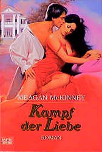 9783404182459: Kampf der Liebe. Roman.