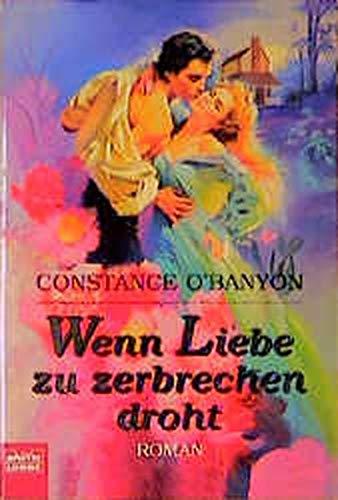 Wenn Liebe zu zerbrechen droht. (3404182634) by Constance OBanyon
