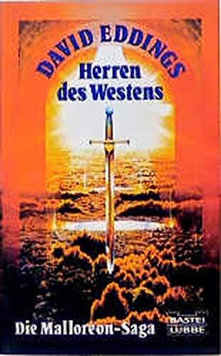 Die Malloreon- Saga I. Die Herren des Westens. (9783404201259) by David Eddings