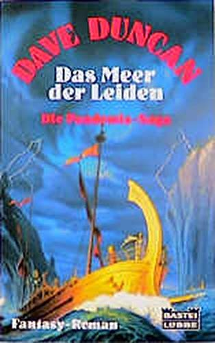 9783404202775: Die Pandemia- Saga III. Das Meer der Leiden. Fantasy- Roman.
