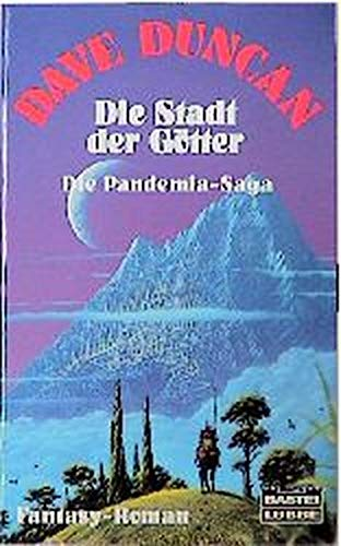 9783404202881: Pandemia-Saga IV. Die Stadt der G?�tter.