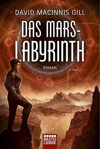 9783404206650: Das Mars-Labyrinth