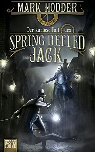 9783404206995: Der kuriose Fall des Spring Heeled Jack: Fantasy