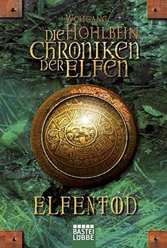 9783404207282: Die Chroniken der Elfen: Elfentod