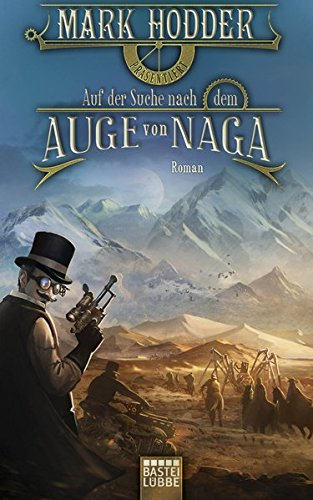 9783404207497: Auf der Suche nach dem Auge von Naga