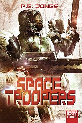9783404208197: Space Troopers